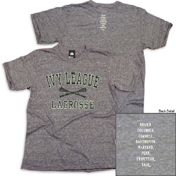 ivy league lacrosse shirt