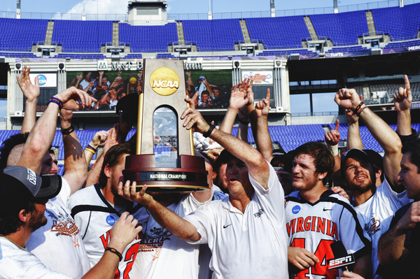 NCAA LACROSSE: MAY 30 Men's Division I Championship Final - Maryland v Virginia