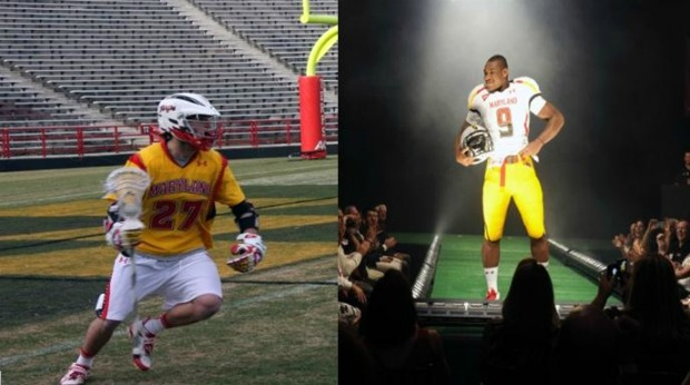 maryland under armour uniforms