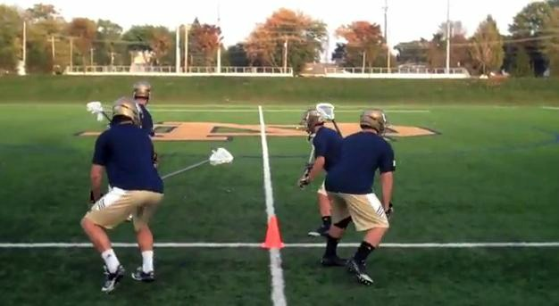 ndlu d training drill
