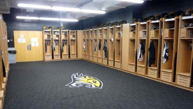 towson locker room