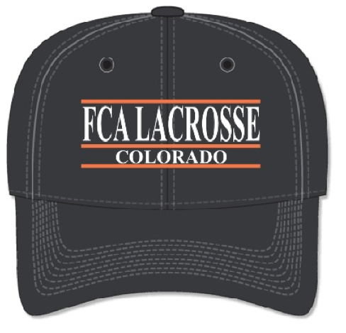 fca lacrosse hats by college shack