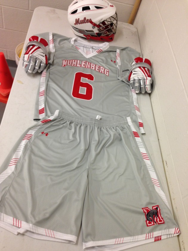 Muhlenberg College Men's Lacrosse Gear