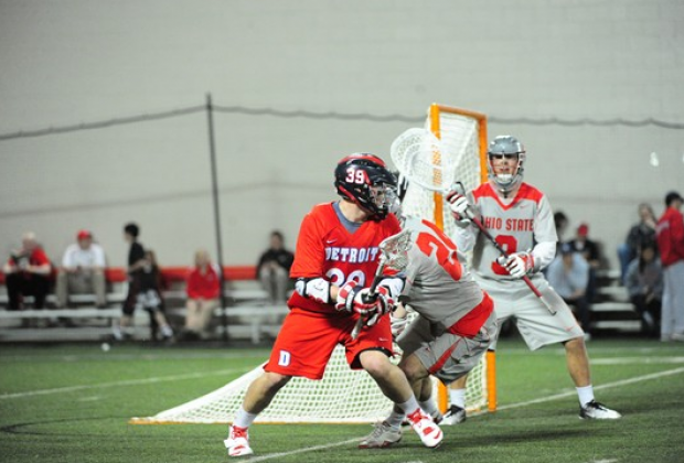 Game Photos: Ohio State Defeats Detroit Lacrosse, 14-8