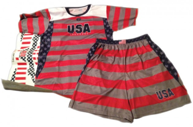 Giveaway: Win USA Lacrosse Themed Package from 14Graphics