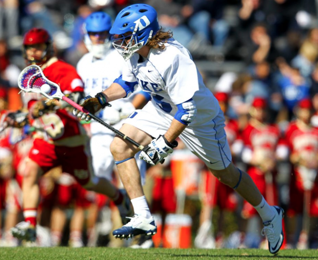 Brendan Fowler Leads Duke to 11-8 Victory over No. 6 UNC