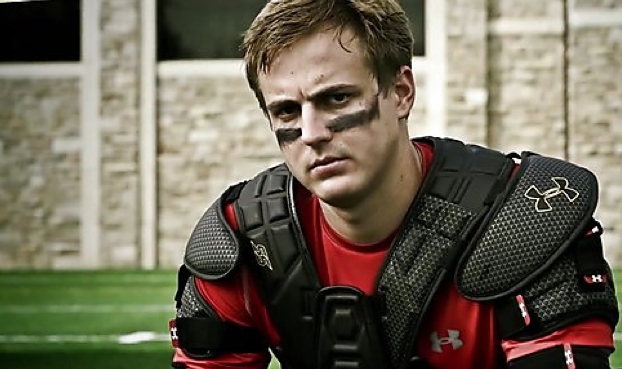 Under Armour Lacrosse Commercial with Steele Stanwick, #IWill Lax