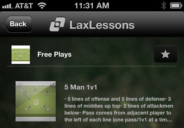 laxlessons
