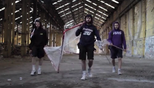 Scotland Box Lacrosse Promo Video
