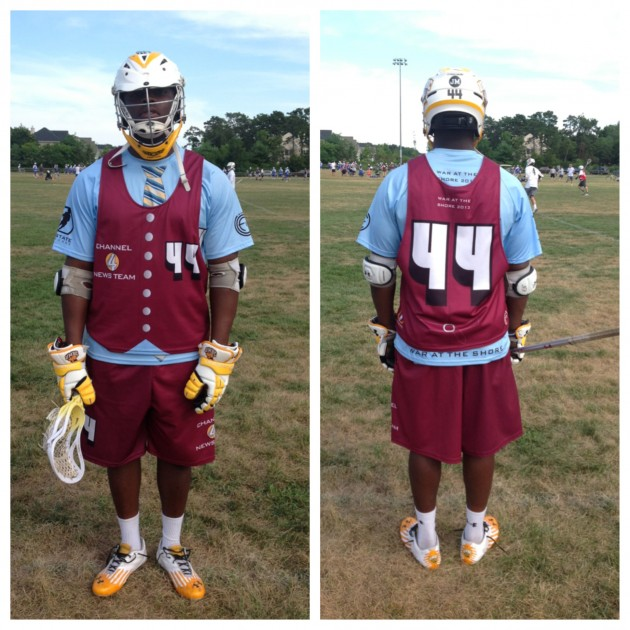 ucfit lacrosse uniforms