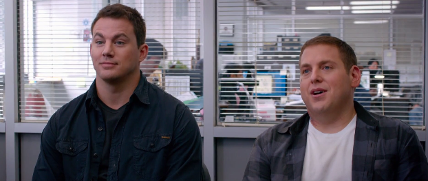 The Official Red Band Trailer for 22 Jump Street with Jonah Hill and Channing Tatum