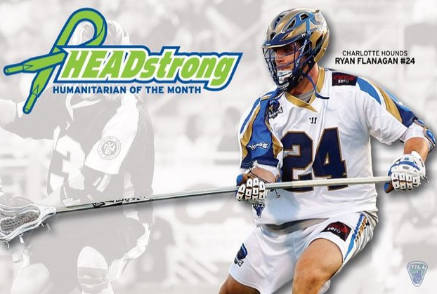 Ryan Flanagan Named HEADstrong Humanitarian of the Month