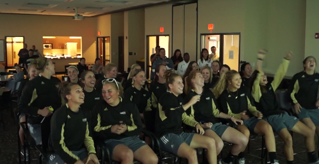 Lindenwood Reaction - NCAA Women's Lacrosse Selection Show