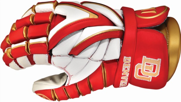 denver lacrosse glove