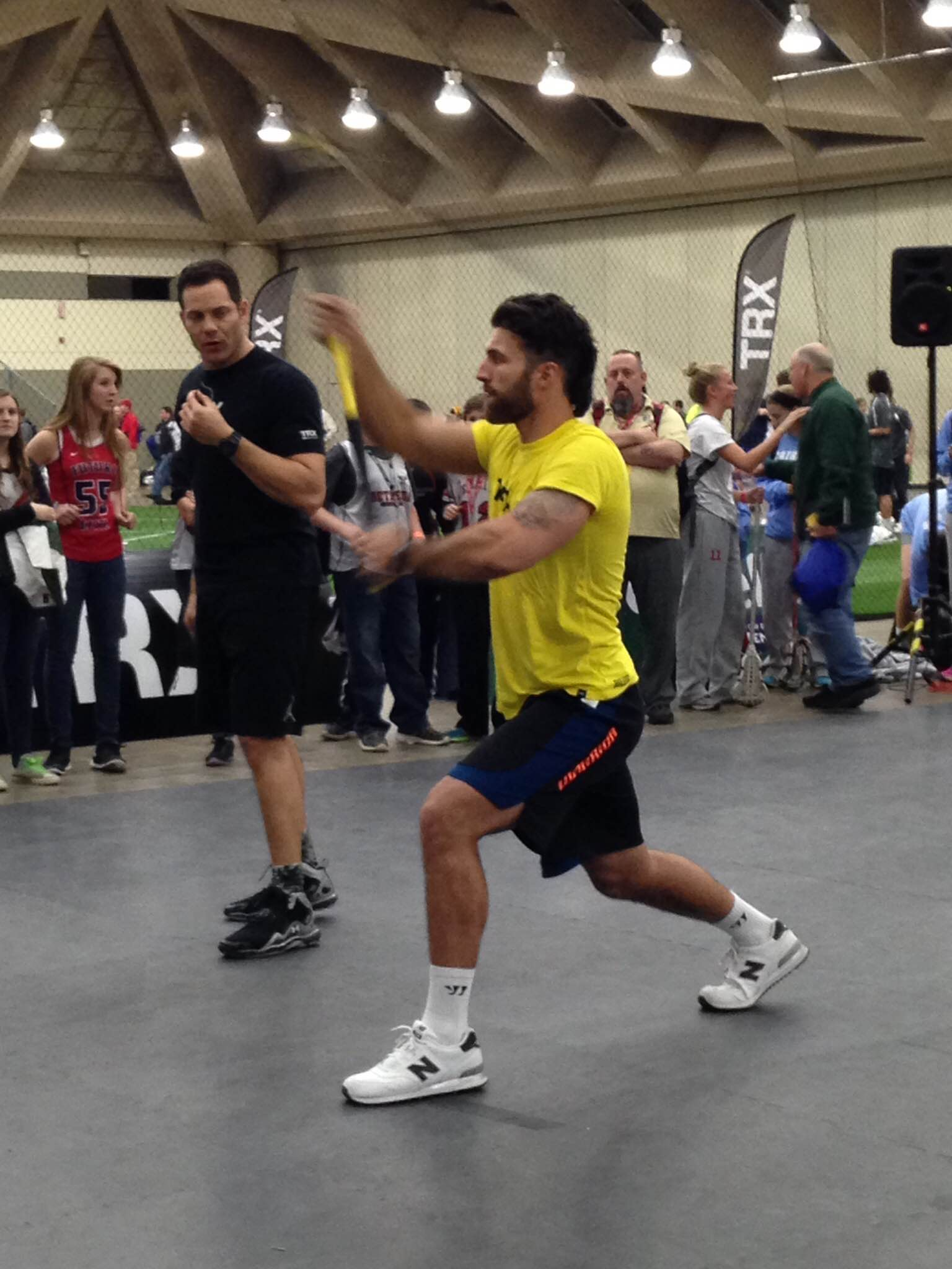 Paul Rabil - Workout2 - Laxcon 2015