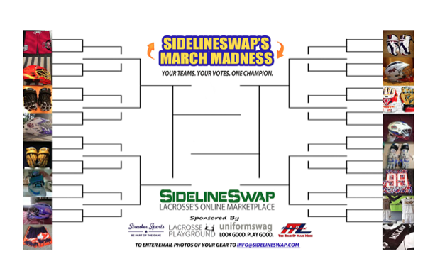 SidelineSwap and Lacrosse Playground's new March Madness