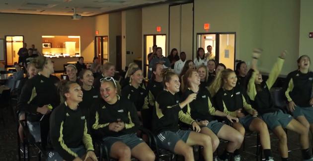 Lindenwood Reaction - NCAA Women's Lacrosse Selection Show